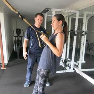 personal training central coast